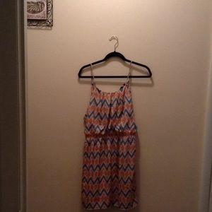 Tops - Dress Romper and Shirt Bundle